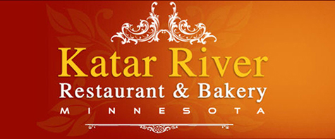 Katar River Restaurant and Bakery Logo