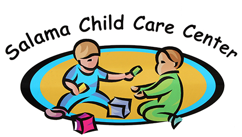Salama Child Care Logo