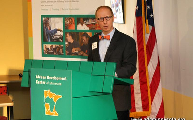Jeremy Hanson Willis, Director of Community Planning and Economic Development for the City of Minneapolis