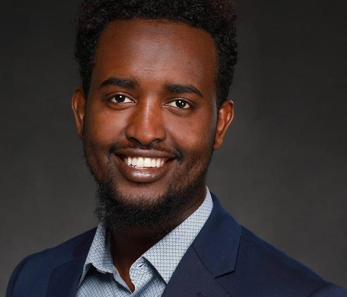 Headshot of Abdirizak Jama