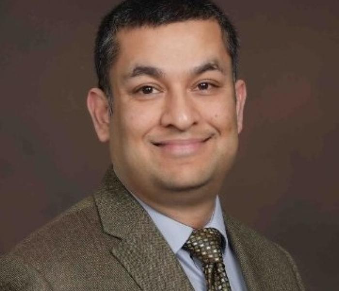 Headshot of Asad Azmi