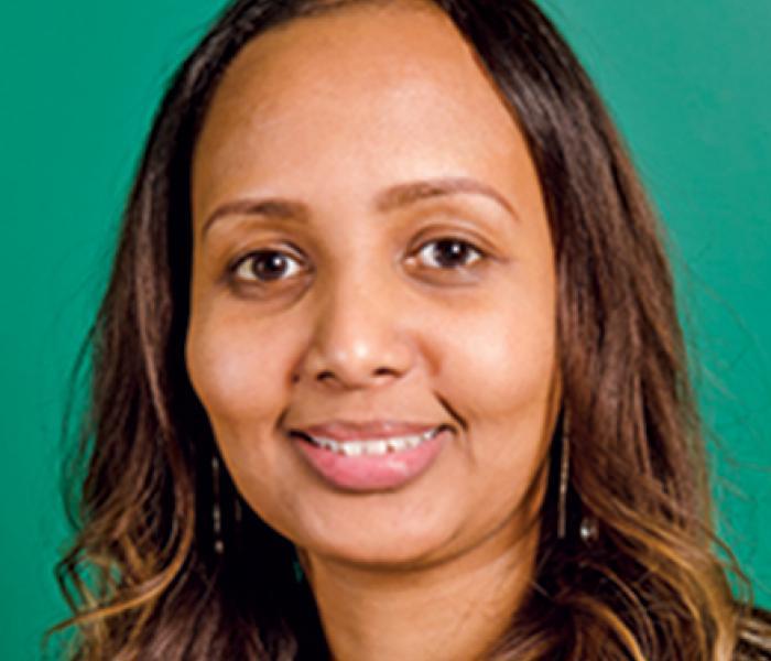 Headshot of Daika Ismail