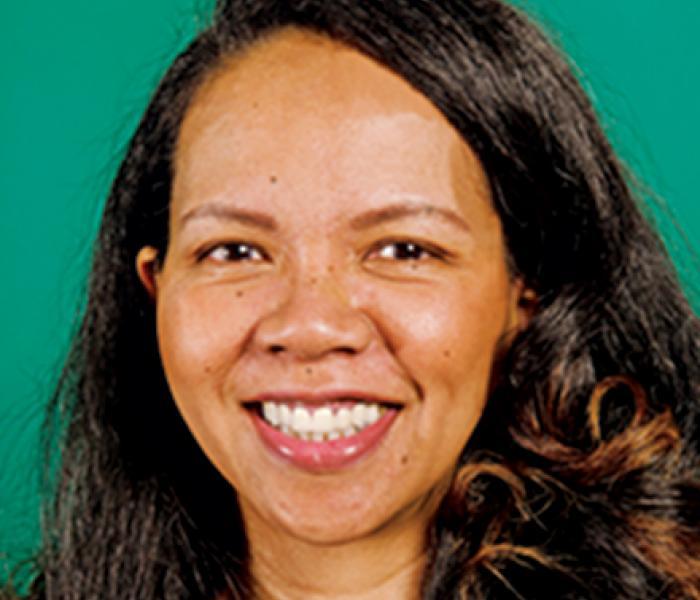 Headshot of Felicia Ravelomanantosa