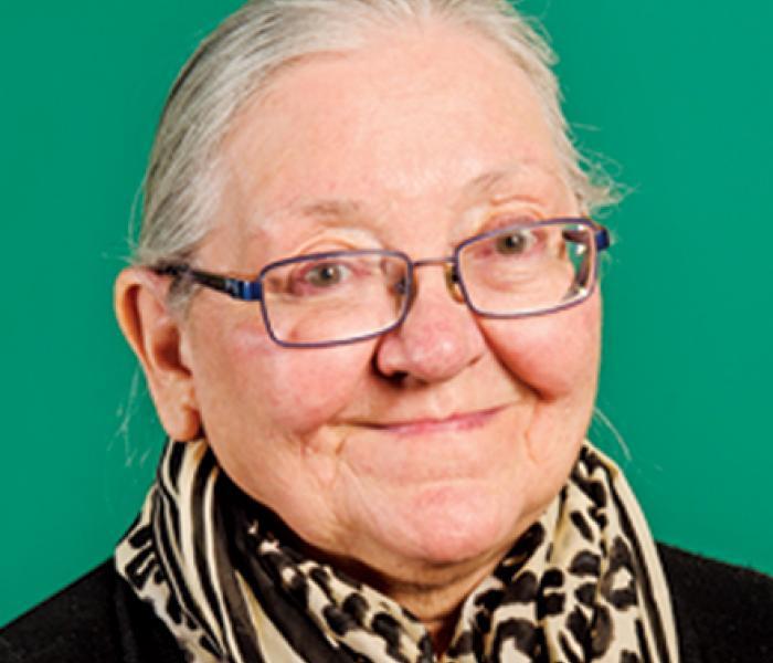 Headshot of JoAnn Vano
