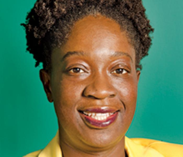 Headshot of Leah Mtegha