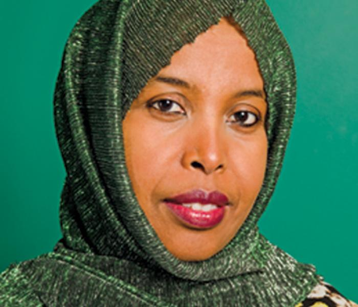 Headshot of Ubah Ali Jama