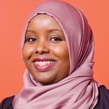 Headshot of Hibo Abdi