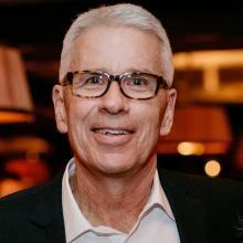 Headshot of Bruce Nordin