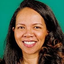 Headshot of Felicia Ravelomanantosa