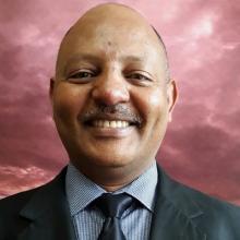 Headshot of Mekbib Dersolign