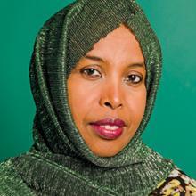 Headshot of Ubah Ali Jama